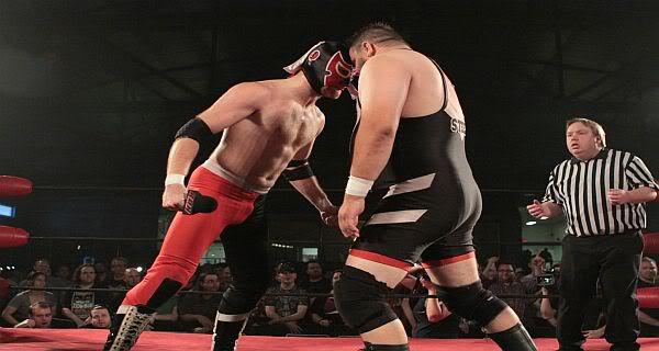 El Generico (Sami Zayn) vs. Kevin Steen