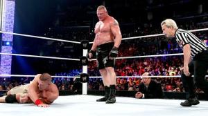 Will Lesnar stand tall at Night of Champions?