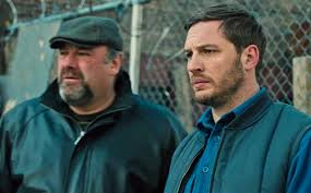 "Gandolfini and Hardy steal the show in ""The Drop."""