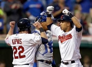 Michael Brantley, Jason Kipnis