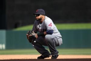 MLB: SEP 21 Indians at Twins